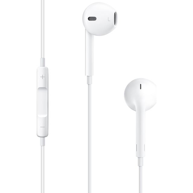 Apple EarPods with 3.5mm Headphone Plug - MNHF2ZM/A - 1