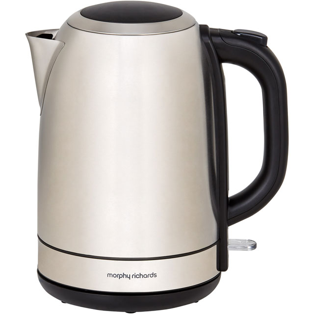 Morphy Richards Equip 102779 Kettle - Brushed Stainless Steel - 102779_BSS - 1