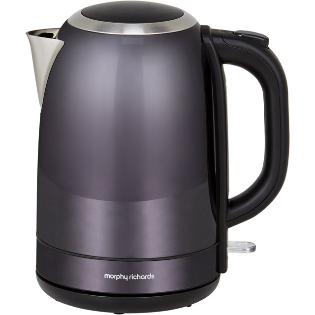 Morphy Richards Equip 102780 Kettle - Black - 102780_BK - 1
