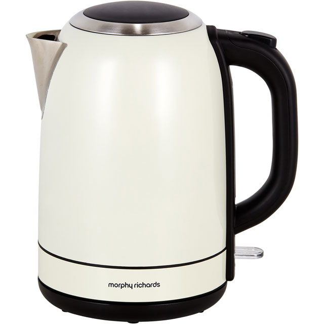 Morphy Richards Equip 102781 Kettle - Cream - 102781_CR - 1