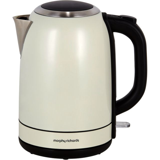 Morphy Richards Equip 102781 Kettle - Cream