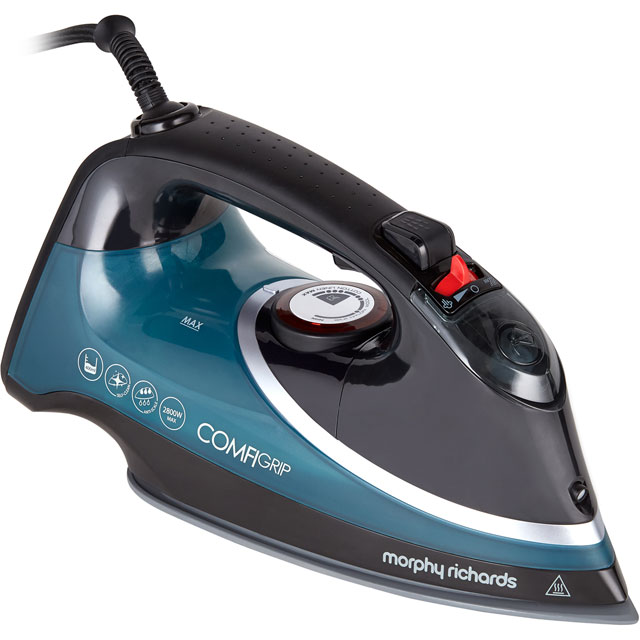 Morphy Richards 303120 2800 Watt Iron -Black / Green