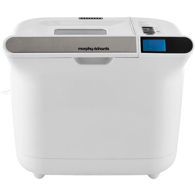 Morphy Richards Manual Bread Maker - White