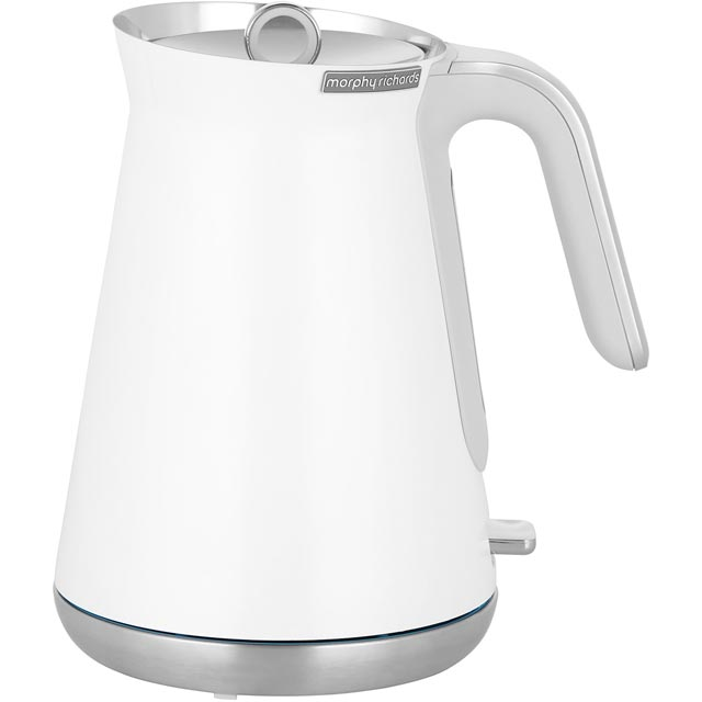 Morphy Richards Aspect Kettle - White
