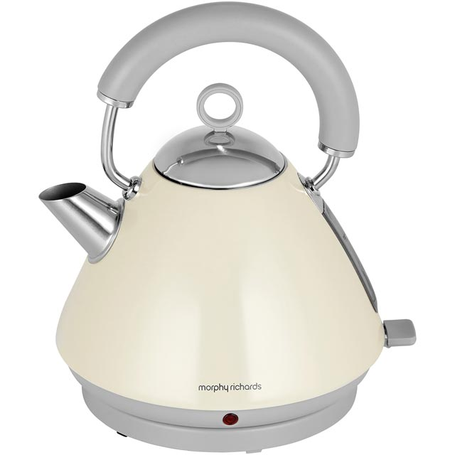 Morphy Richards Accents 102034 Kettle - Ivory Cream
