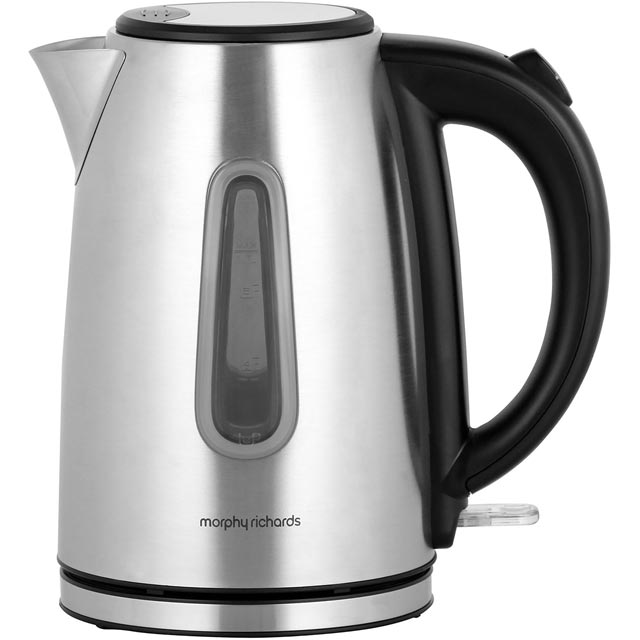 Morphy Richards Equip 102773 Kettle - Stainless Steel - 102773_SS - 1