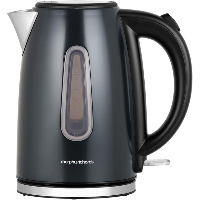 Morphy Richards Equip 102775 Kettle - Black - 102775_BK - 1