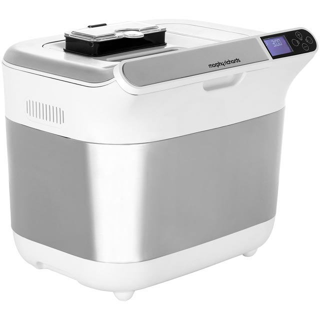 Morphy Richards Premium Plus 48324 Bread Maker in White