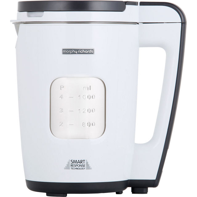 Morphy Richards Total Control 501020 1.6 Litre Soup Maker - White - 501020_WH - 1