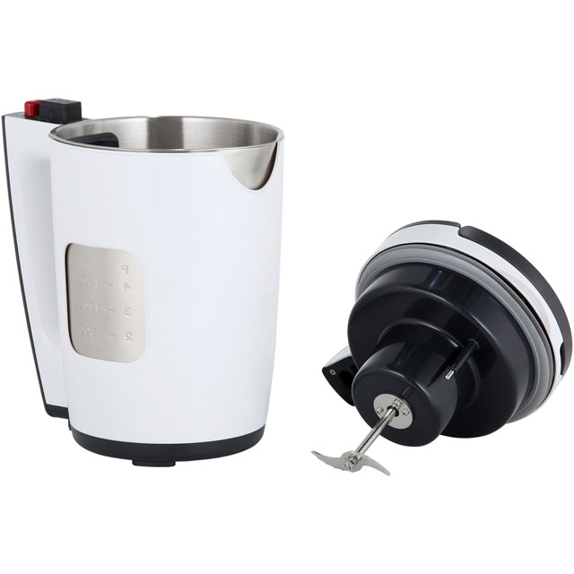 Morphy Richards Total Control 501020 1 6 Litre Soup Maker - White