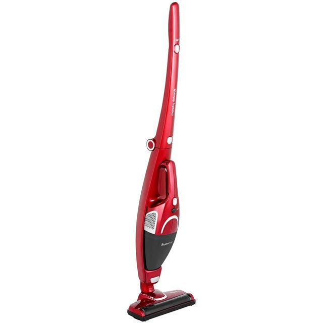 Morphy Richards 2 in 1 Supervac 732005 Cordless Vacuum Cleaner in Red
