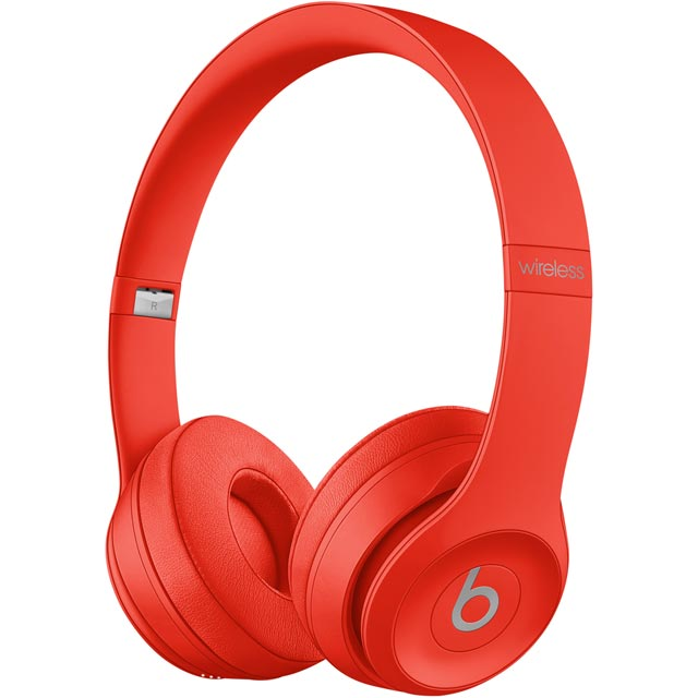 Beats by Dr. Dre Solo 3 Wireless MP162ZM/A Headphones in (PRODUCT)RED