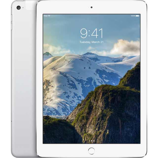 Apple iPad MP2E2B/A Ipad in Silver