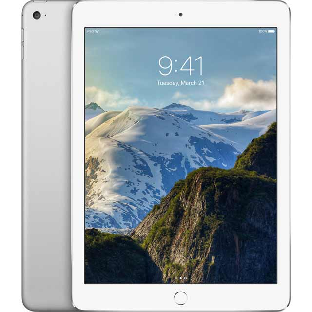 Apple iPad MP2J2B/A Ipad in Silver