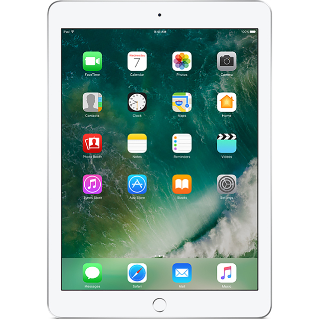 Apple iPad MP2J2B/A Ipad in Silver cheapest retail price