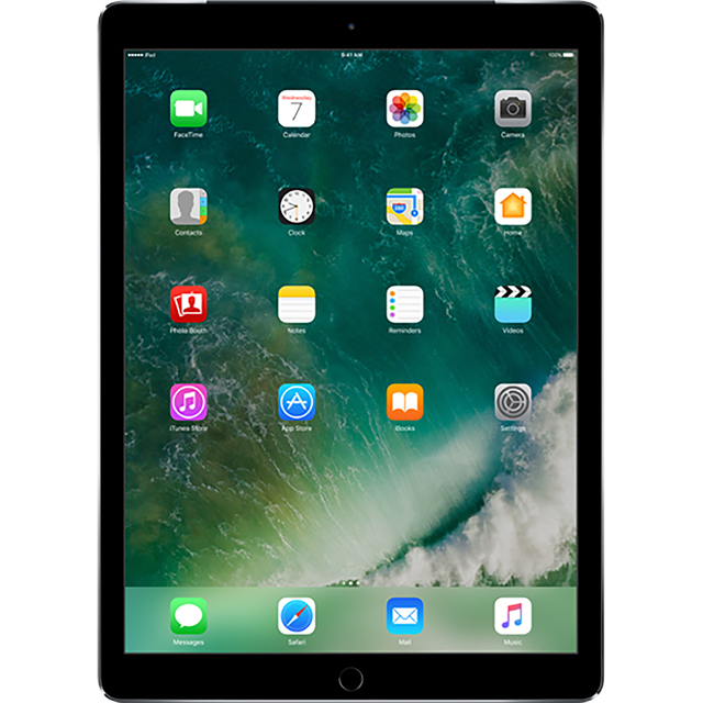 "Apple iPad Pro 12.9"" 256GB Wifi + Cellular (2017) - Space Grey"
