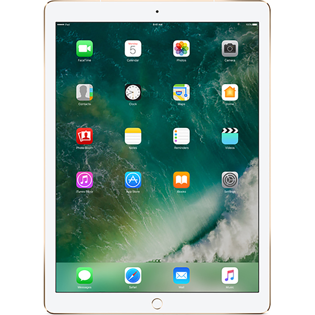 "Apple iPad Pro 12.9"" 512GB WiFi + Cellular 2017 - Gold"