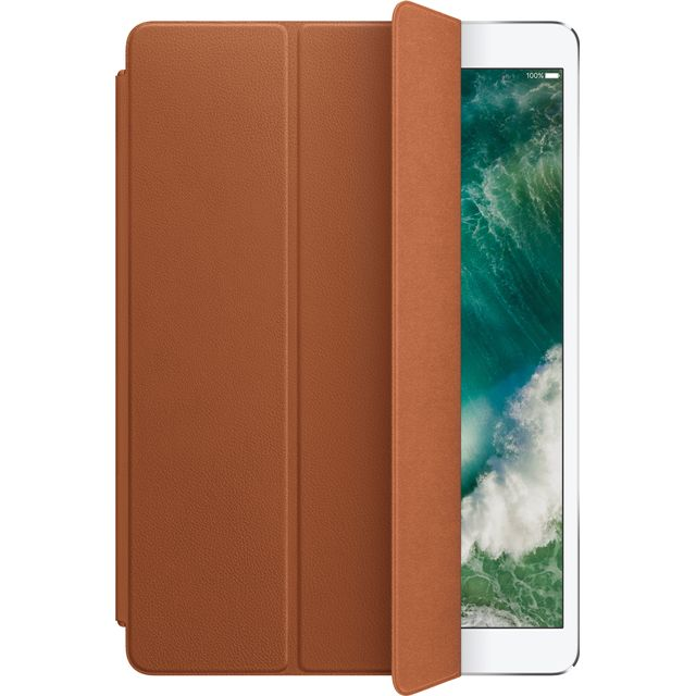 Apple Leather Smart Cover for 10.5 inch iPad Pro - Saddle Brown