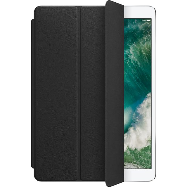 Apple Leather Smart Cover for 10.5 inch iPad Pro - Black - MPUD2ZM/A - 1