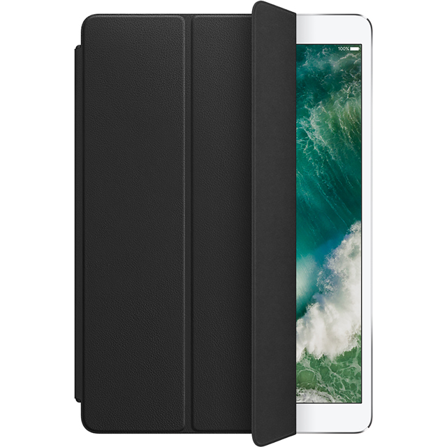 Apple Leather Smart Cover for 12.9 inch iPad Pro - Black
