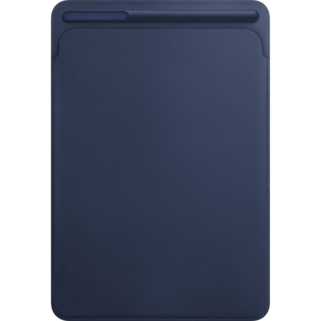Apple Leather Sleeve for 12.9 inch iPad Pro - Midnight Blue