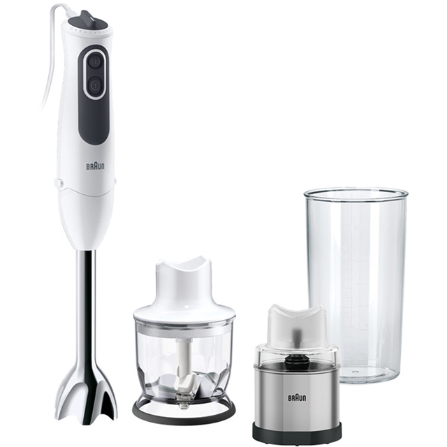 Braun Hand Blender - White / Grey
