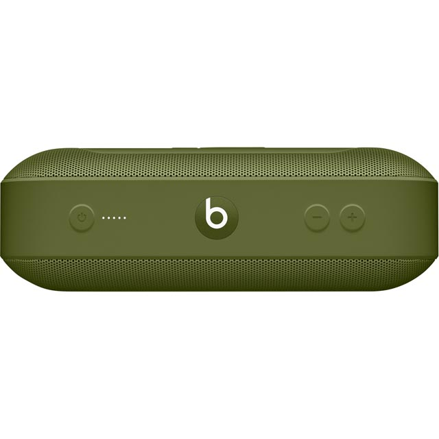Compare retail prices of Beats by Dr. Dre MQ352BA Wireless Speaker in Turf Green to get the best deal online
