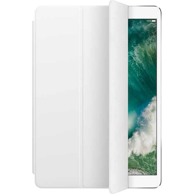 Apple Smart Cover For iPad Tablet Case White - MQ4M2ZM/A - 1