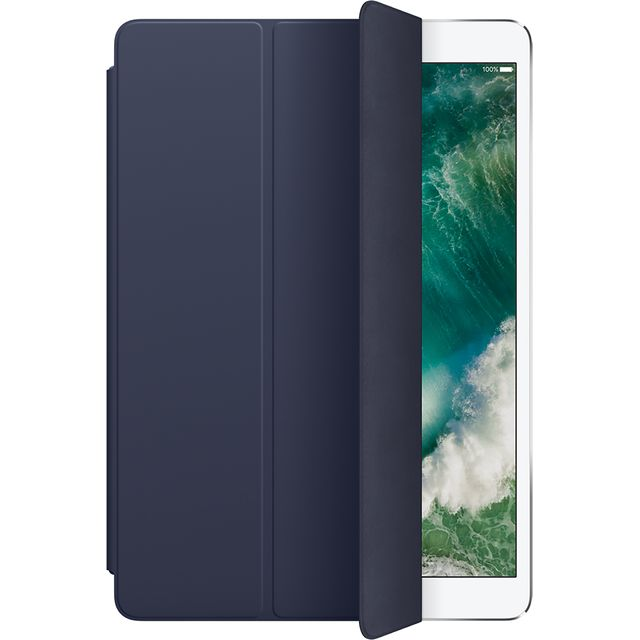 Apple Smart Cover For iPad Tablet Case Midnight Blue - MQ4P2ZM/A - 1