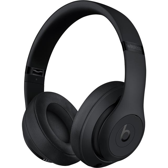 Beats by Dr. Dre Studio3 Wireless Headphones - Matt Black