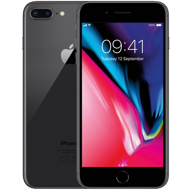 Apple iPhone 8 Plus MQ8L2B/A Mobile Phone in Space Grey