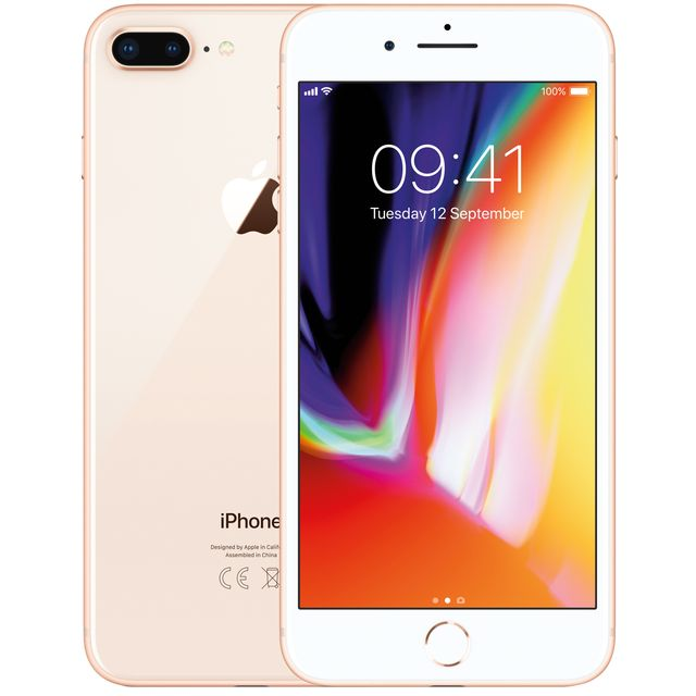 Apple iPhone 8 Plus MQ8N2B/A Mobile Phone in Gold