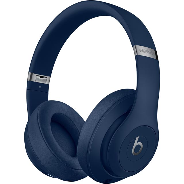 Beats by Dr. Dre Studio3 Wireless Headphones - Blue - MQCY2ZM/A - 1
