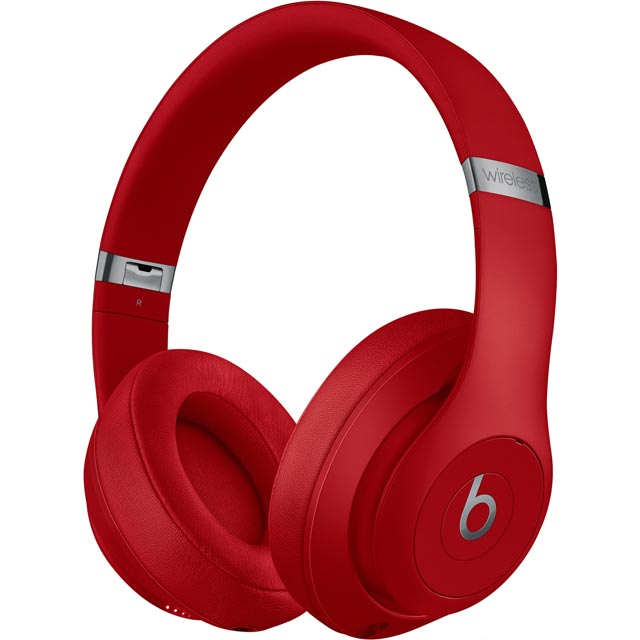 Beats by Dr. Dre Studio3 Wireless Headphones - Red - MQD02ZM/A - 1