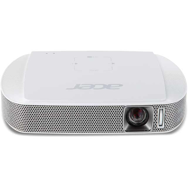 Acer C205 Portable LED MR.JH911.001 Projector in White