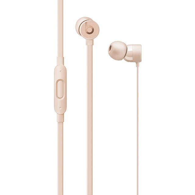 Beats by Dr. Dre urBeats3 Headphones in Matt Gold at Boots Kitchen Appliances