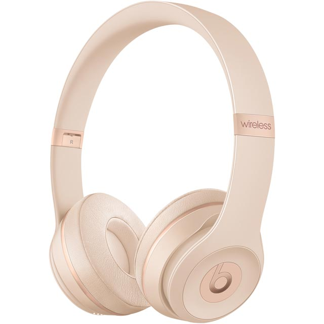 Beats by Dr. Dre Solo 3 Wireless Wireless Headphones - Matt Gold