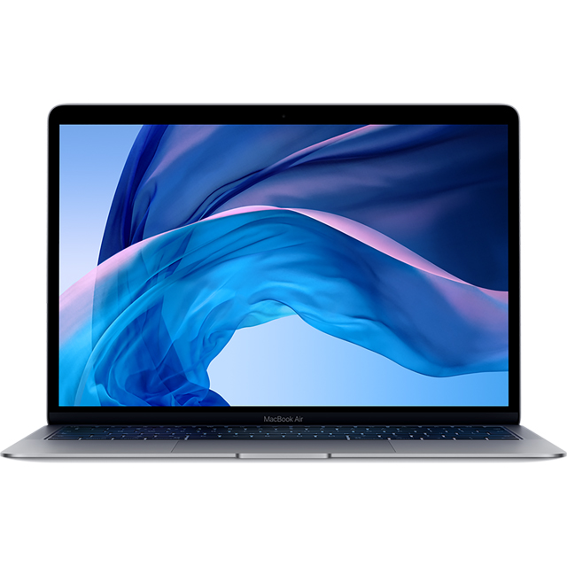 "Apple MacBook Air 13.3"" [2018] - Space Grey - MRE92B/A - 1"