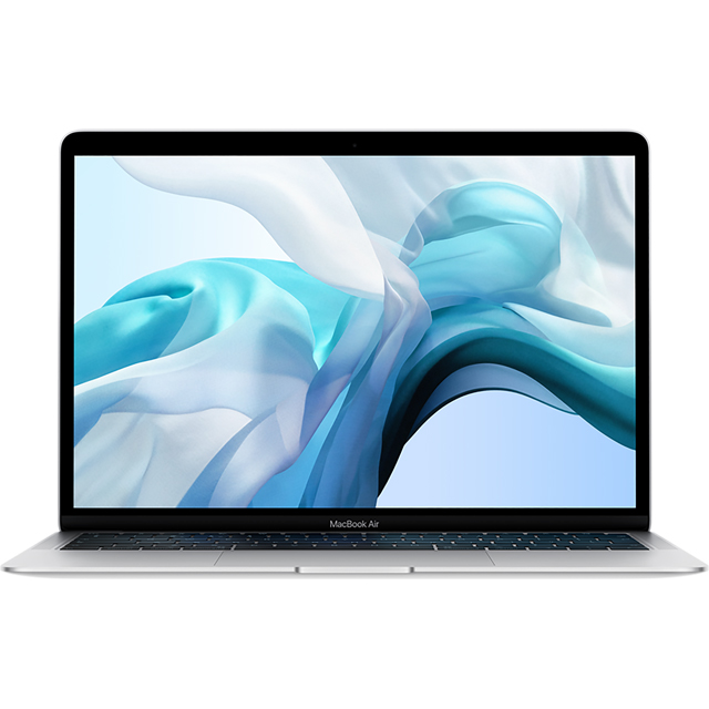 "Apple MacBook Air 13.3"" [2018] - Silver - MREC2B/A - 1"