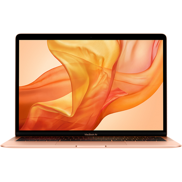 "Apple MacBook Air 13.3"" [2018] - Gold - MREE2B/A - 1"