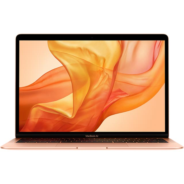 "Apple MacBook Air 13.3"" [2018] - Gold - MREF2B/A - 1"