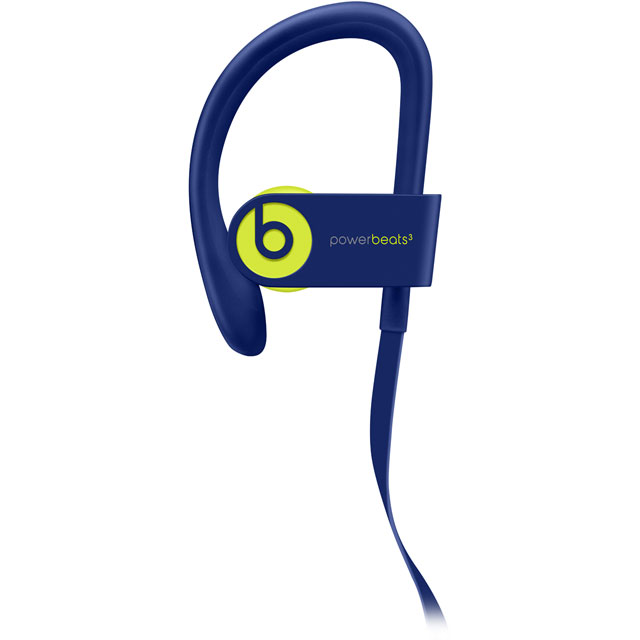 Beats by Dr. Dre MREQ2ZM/A Headphones in Pop Indigo