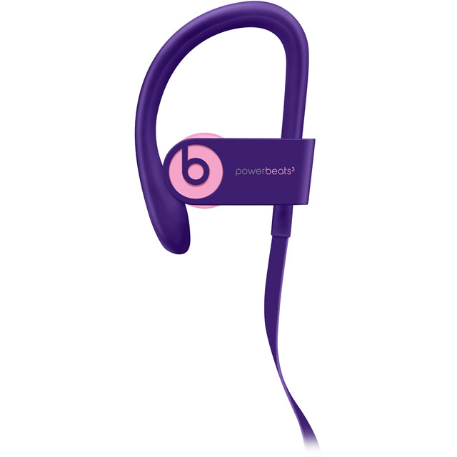 Beats by Dr. Dre MREW2ZM/A Headphones in Pop Violet