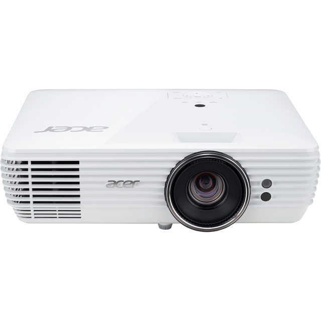 Acer H7850 Projector 4K - White