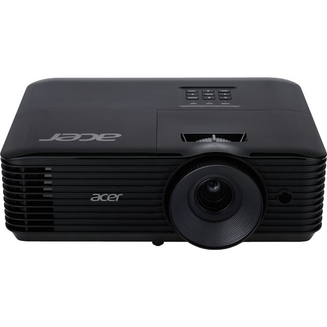 Acer X138WHP Projector - Black