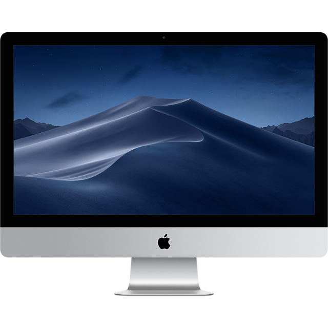 "Apple iMac 5K 27"" 2019 - Space Grey - MRQY2B/A - 1"