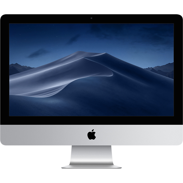 "Apple iMac 4k 21.5"" 2019 - Space Grey - MRT42B/A - 1"