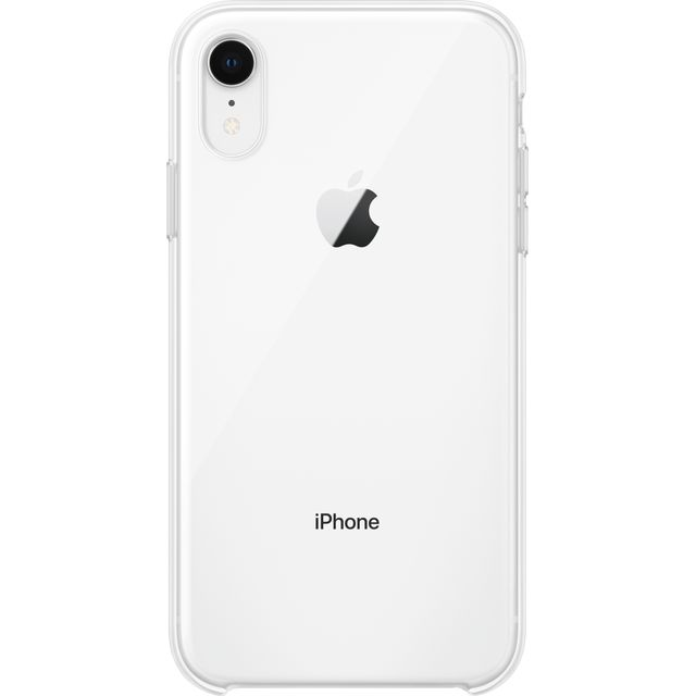 Image of Apple Clear Case for iPhone XR - Clear