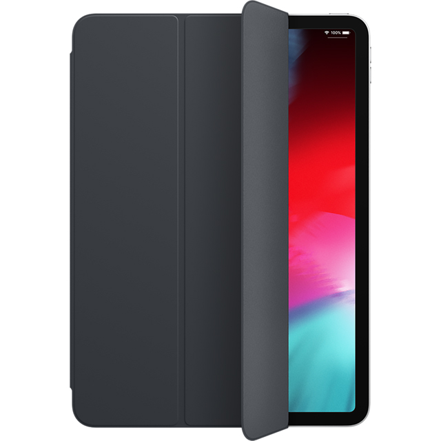 Apple Smart Folio for 11'' iPad Pro - Charcoal Grey - MRX72ZM/A - 1