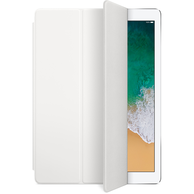Apple Smart Folio for 12.9'' iPad Pro (3rd Generation) - White